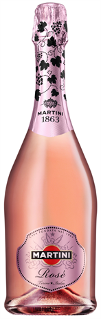 Martini & Rossi Rose